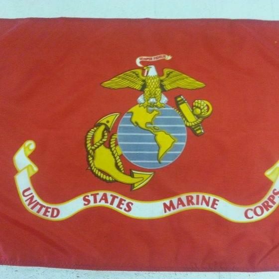 Armed Marines