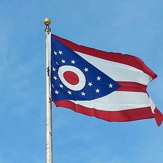 Dyed Ohio