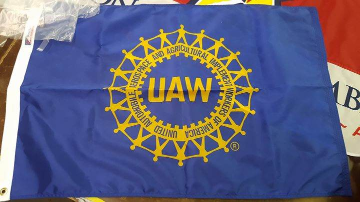 Custom UAW shipped out today along with U.S. and POW MI...