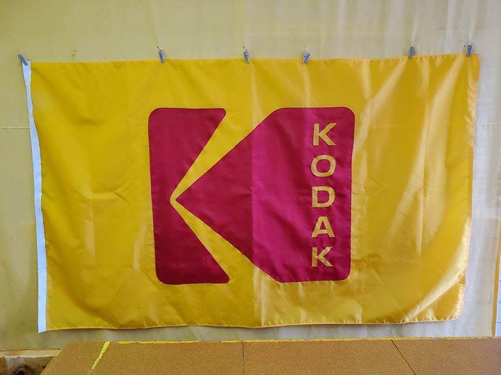 We figured this flag called for a #kodakmoment.  Thank ...
