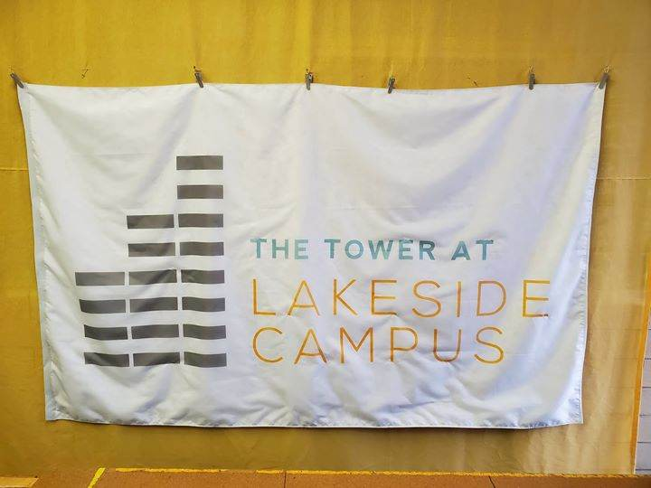 Custom 5x8ft. Flag double sided with a reinforced fly e...