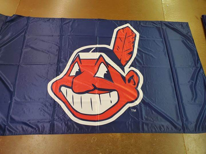 We sold our last Chief Wahoo flag today.  All other Cle...