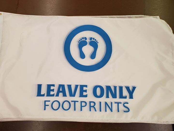 A very big thank you to Leave Only Footprints for the 1...